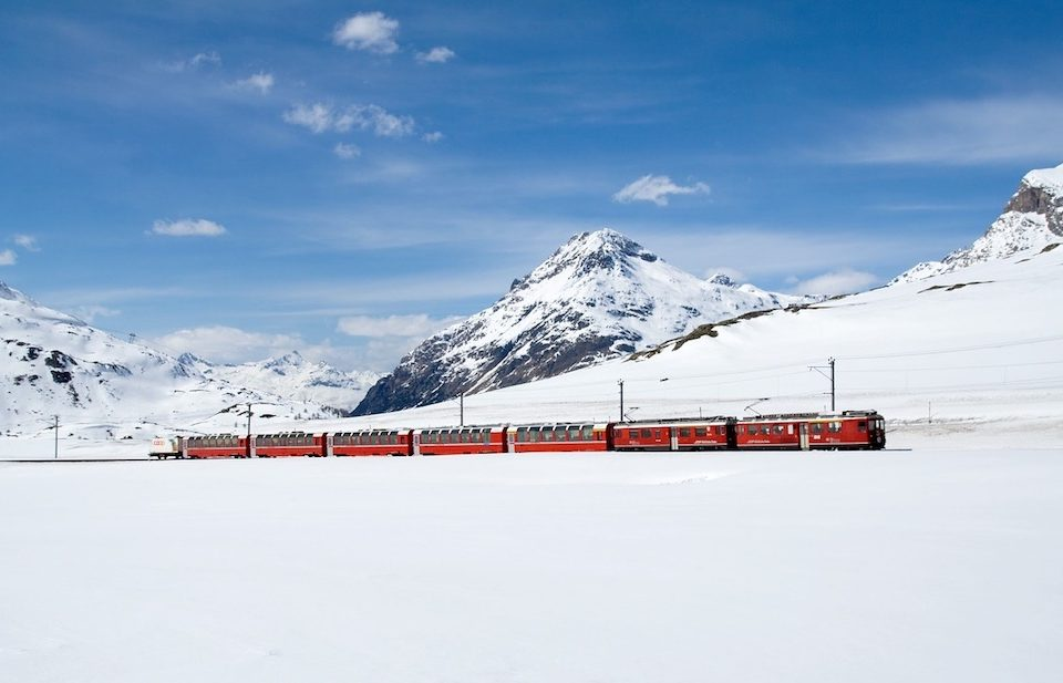Sustainable travel in the Alps