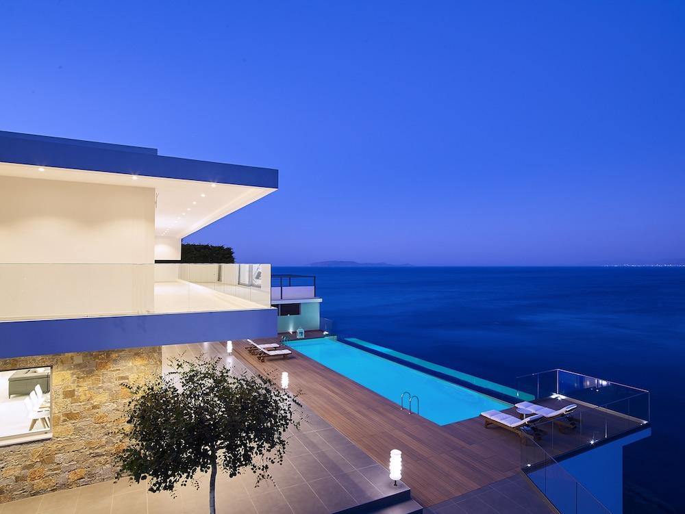 Villa Epavli Architecture