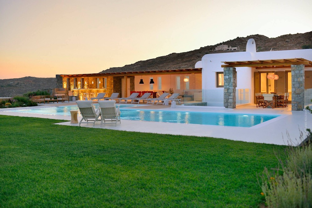 Villa Melia Pool
