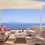 Villa Oblivion Outdoor Lounge
