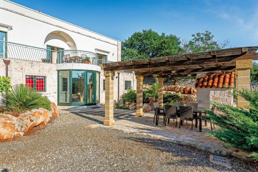 Villa San Marco External