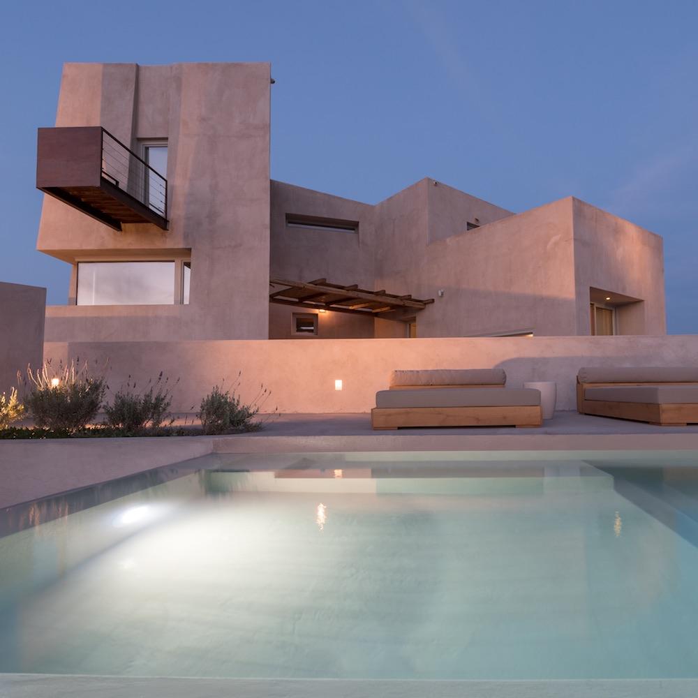 Villa Soleil Architecture