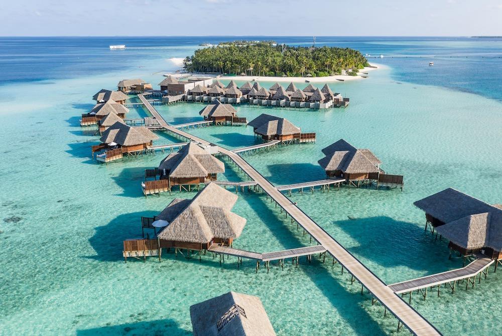 Conrad Maldives Aerial