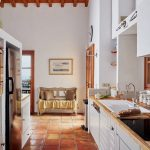 Villa Le Tigne Kitchen