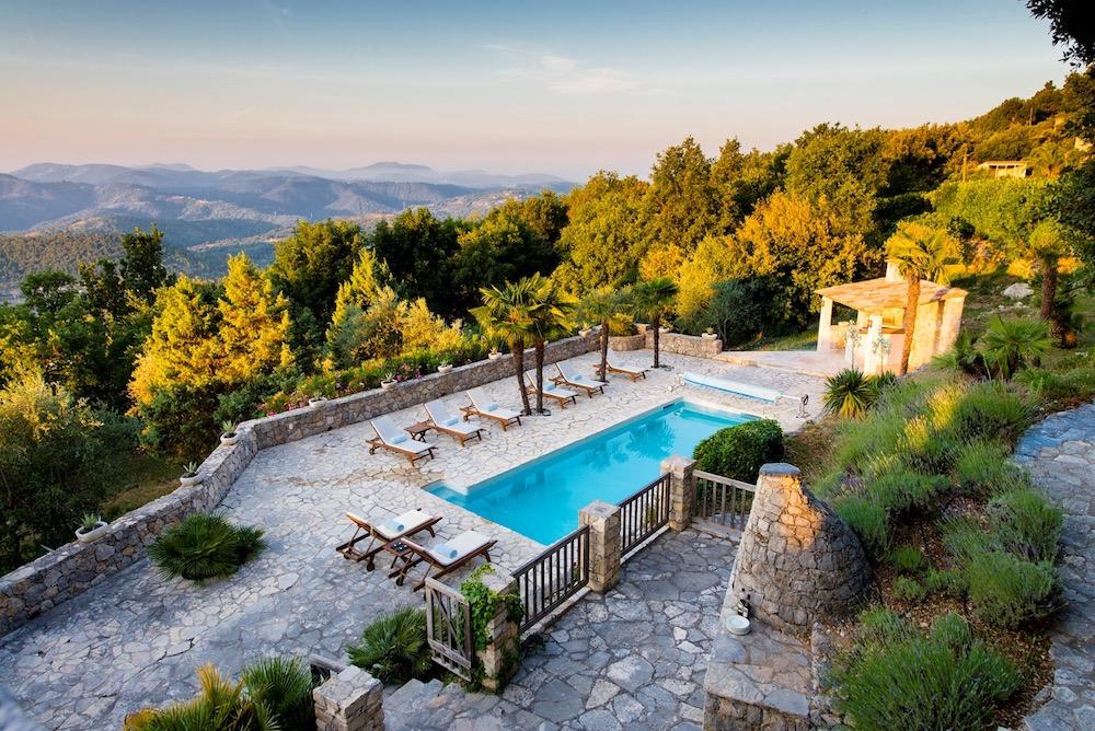 Villa Le Tigne Sunset