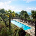 Villa Le Tigne Views