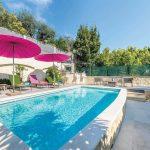 Villa Lerina Pool Deck