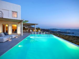 Villa Odile Poolside
