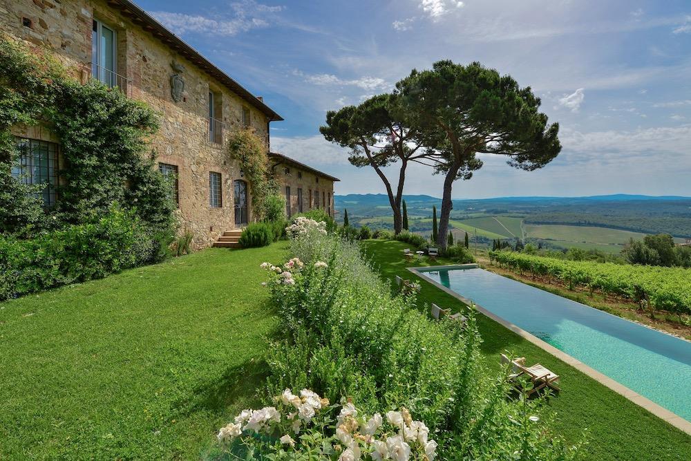 Villa Tenuta del Chianti Classico External