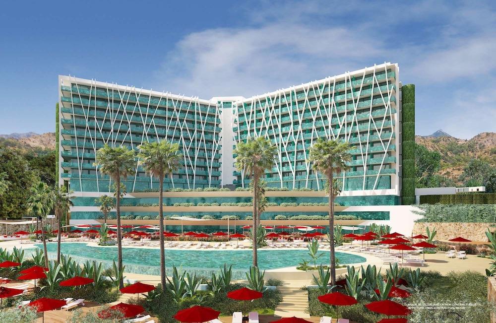 Club Med Magna Marbella Exterior