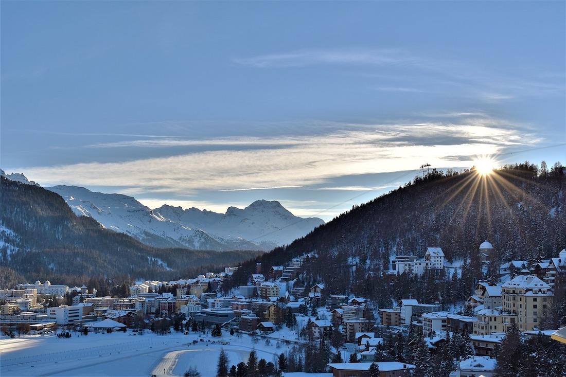 St. Moritz Sunrise