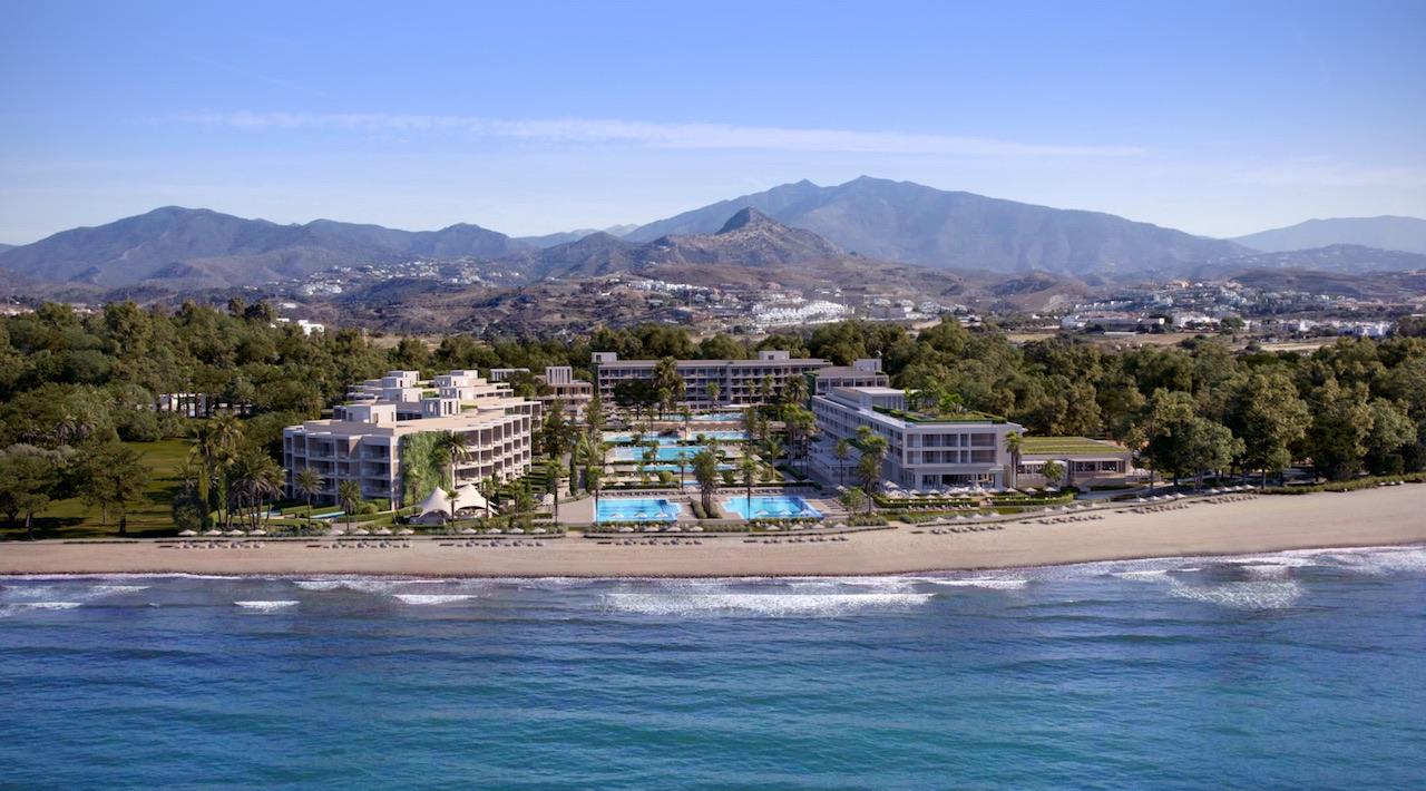 Ikos Andalusia Resort View