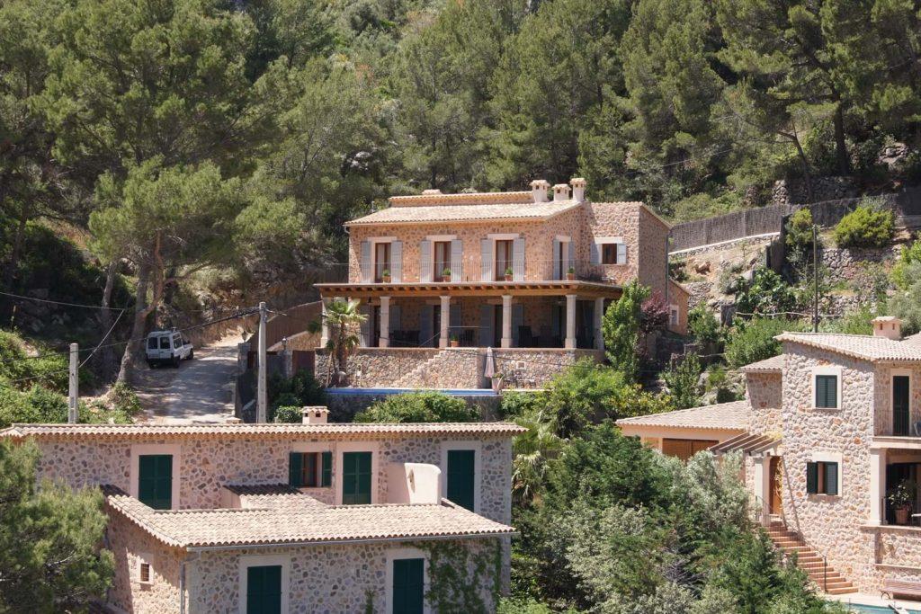 Villa Ca n Deu External