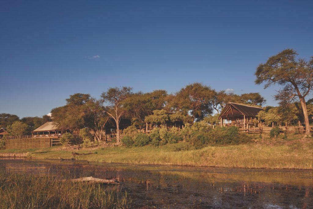 Belmond Savute Elephant Lodge External