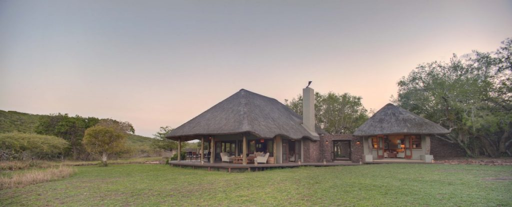 &Beyond Phinda Zuka Lodge External