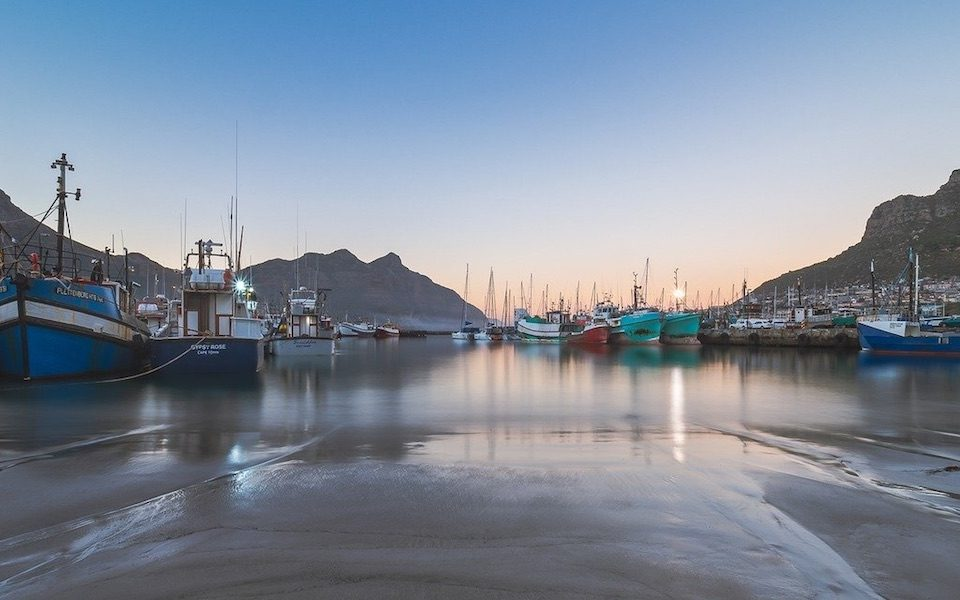 A foodie's guide to Cape Town