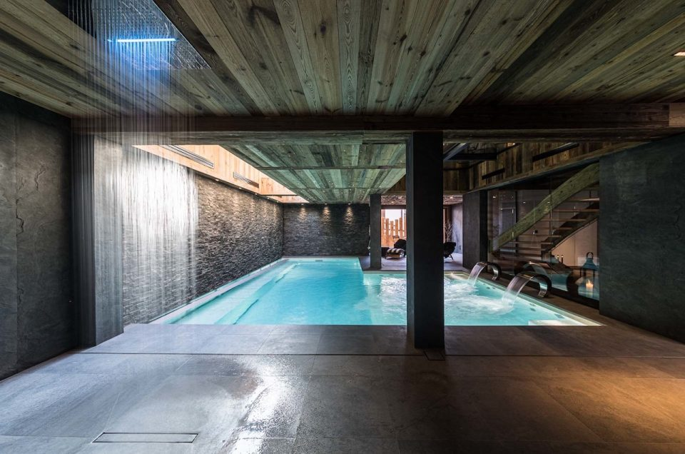 Four of our favourite new ski chalets
