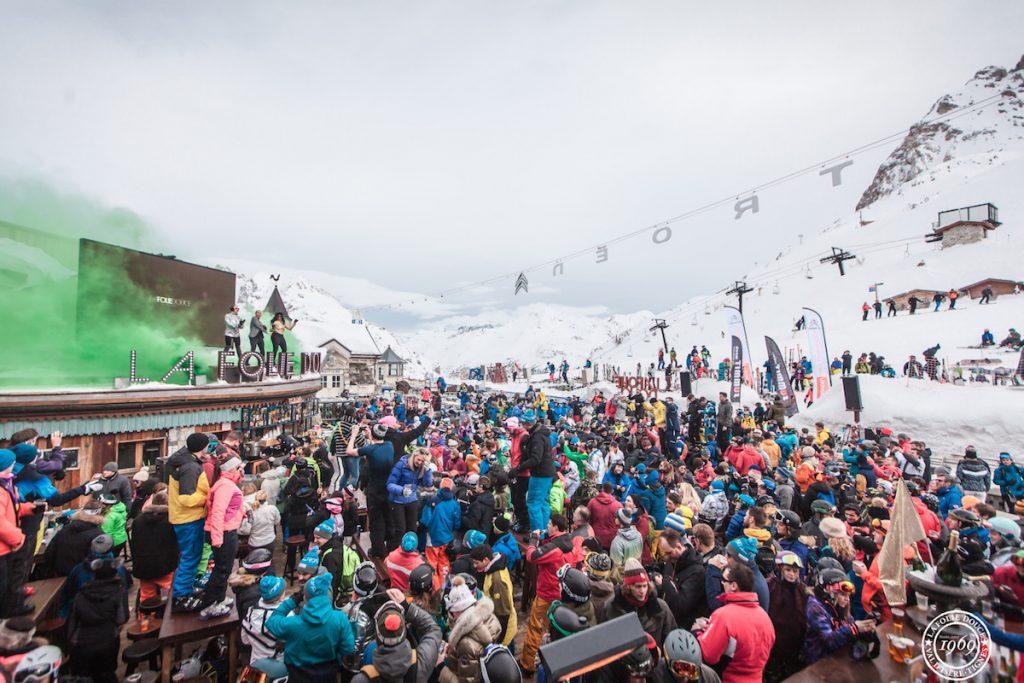 Folie Douce Val d'Isère