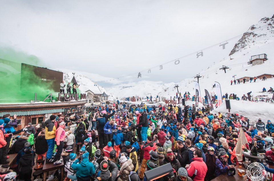 My 10 favourite après ski bars in The Alps
