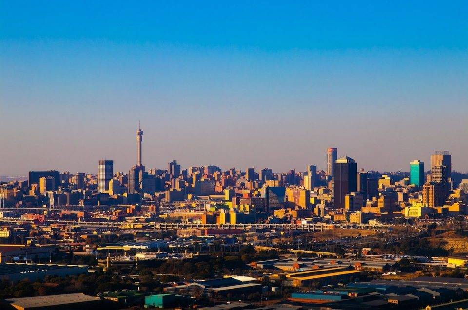 Where to eat in Johannesburg