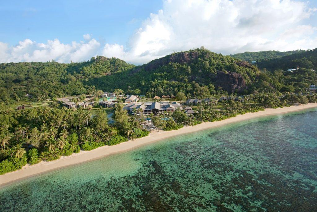 Kempinski Resort Seychelles Overshot