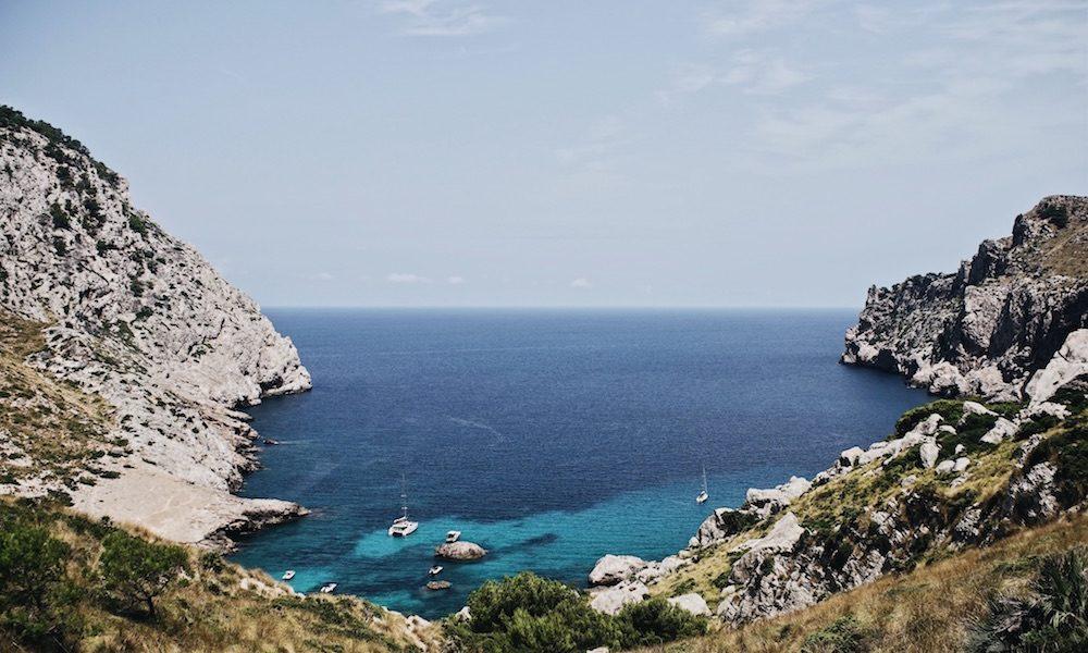 Majorca Coastline