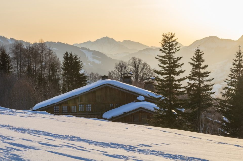 Our top five ski resorts for non-skiers