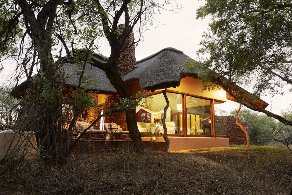 Sanctuary Makanyane Safari Lodge External