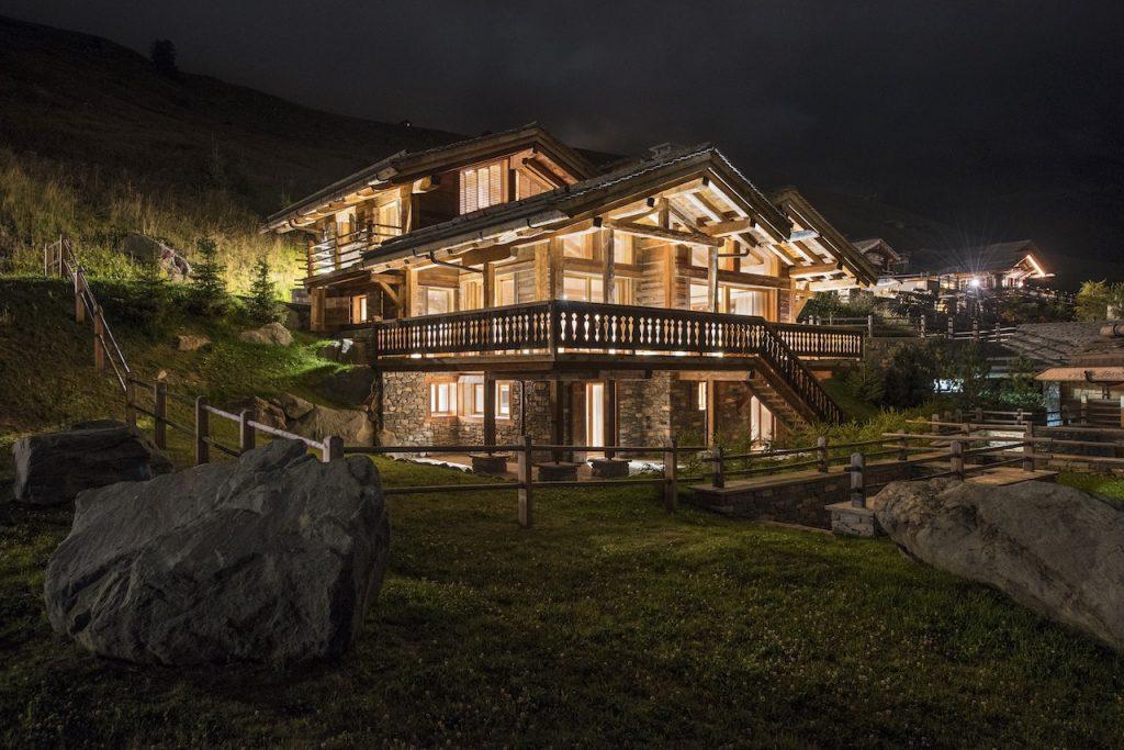 The Alpine Estate Exterior