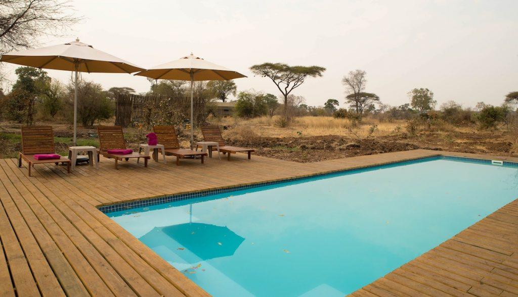 Tlouwana Camp Swimming Pool