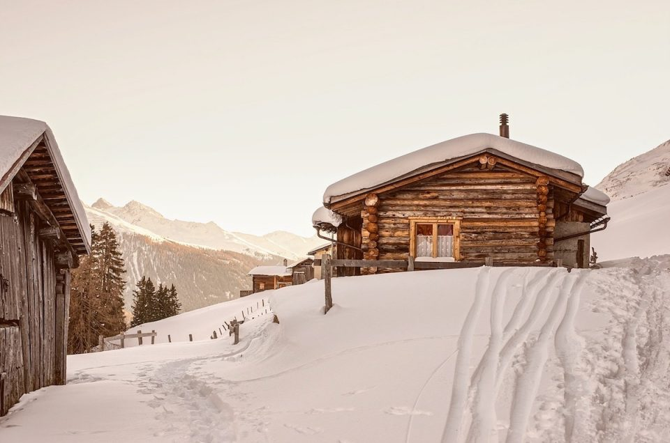 10 of the Alps' best ski-in/ski-out properties