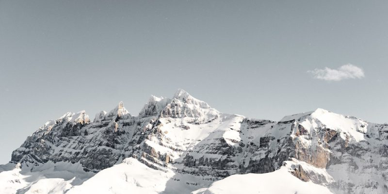 Champery Mountains