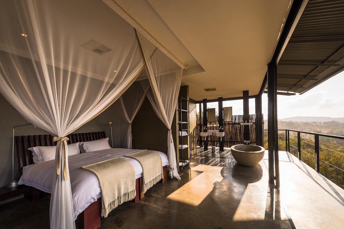 The Outpost Kruger Bedroom