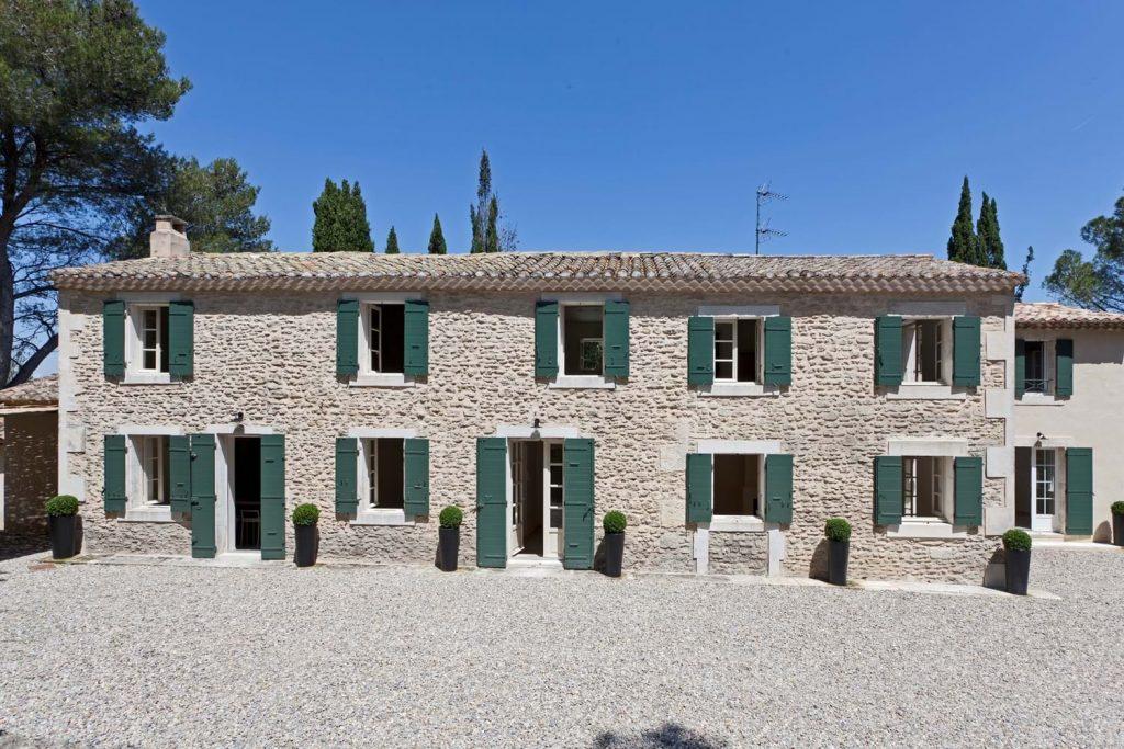 Villa Mas Roumie External
