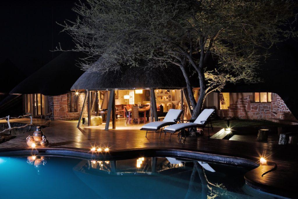 Okonjima African Villa Swimming Pool