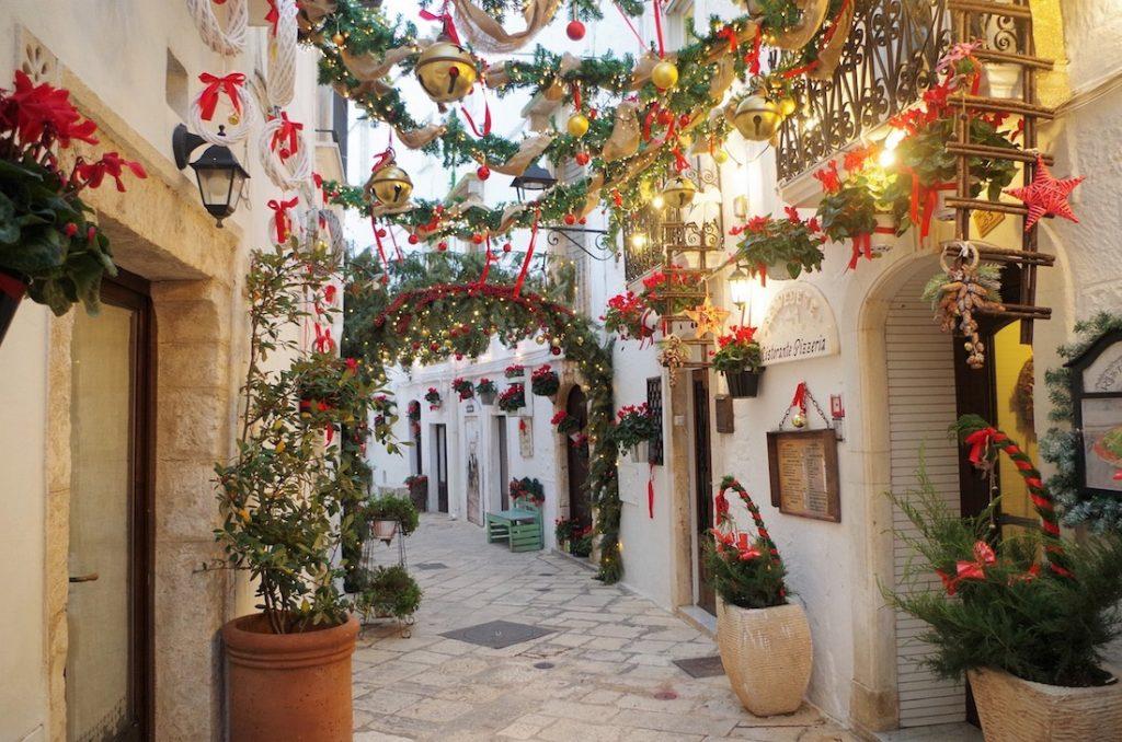 Puglia Alleyway