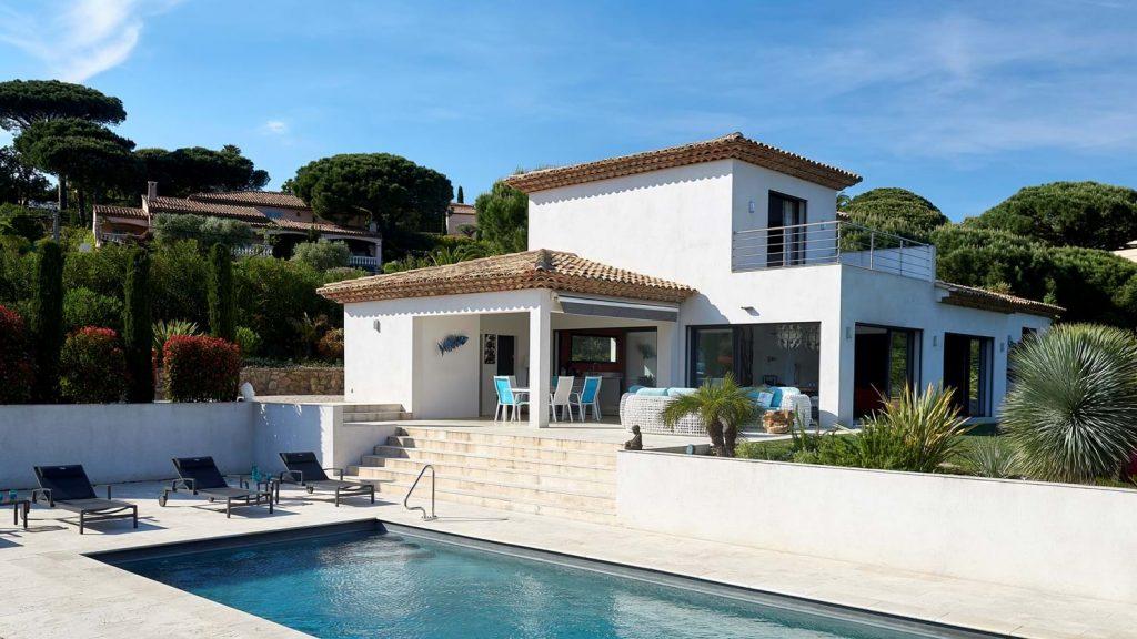 Villa Bonheur External Overview
