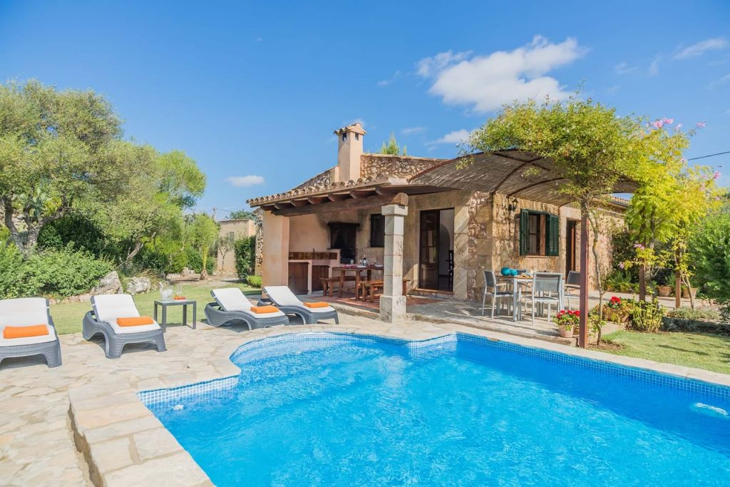Villa Ca'n Jaume Pool