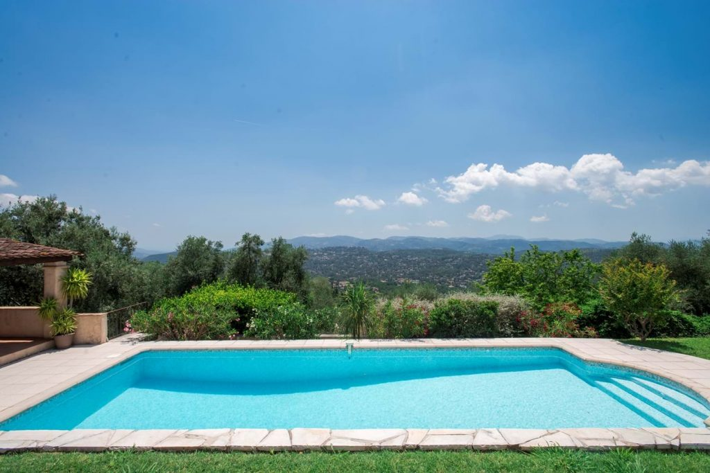 Villa Les Collines Pool View