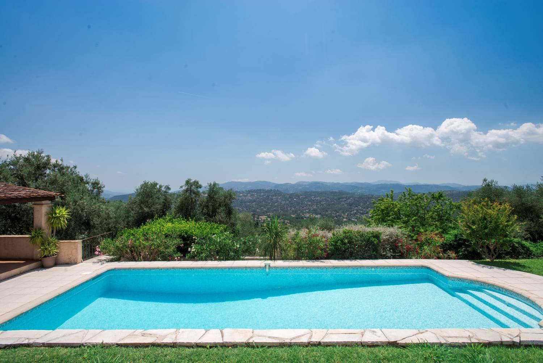 Villa Les Collines Pool View