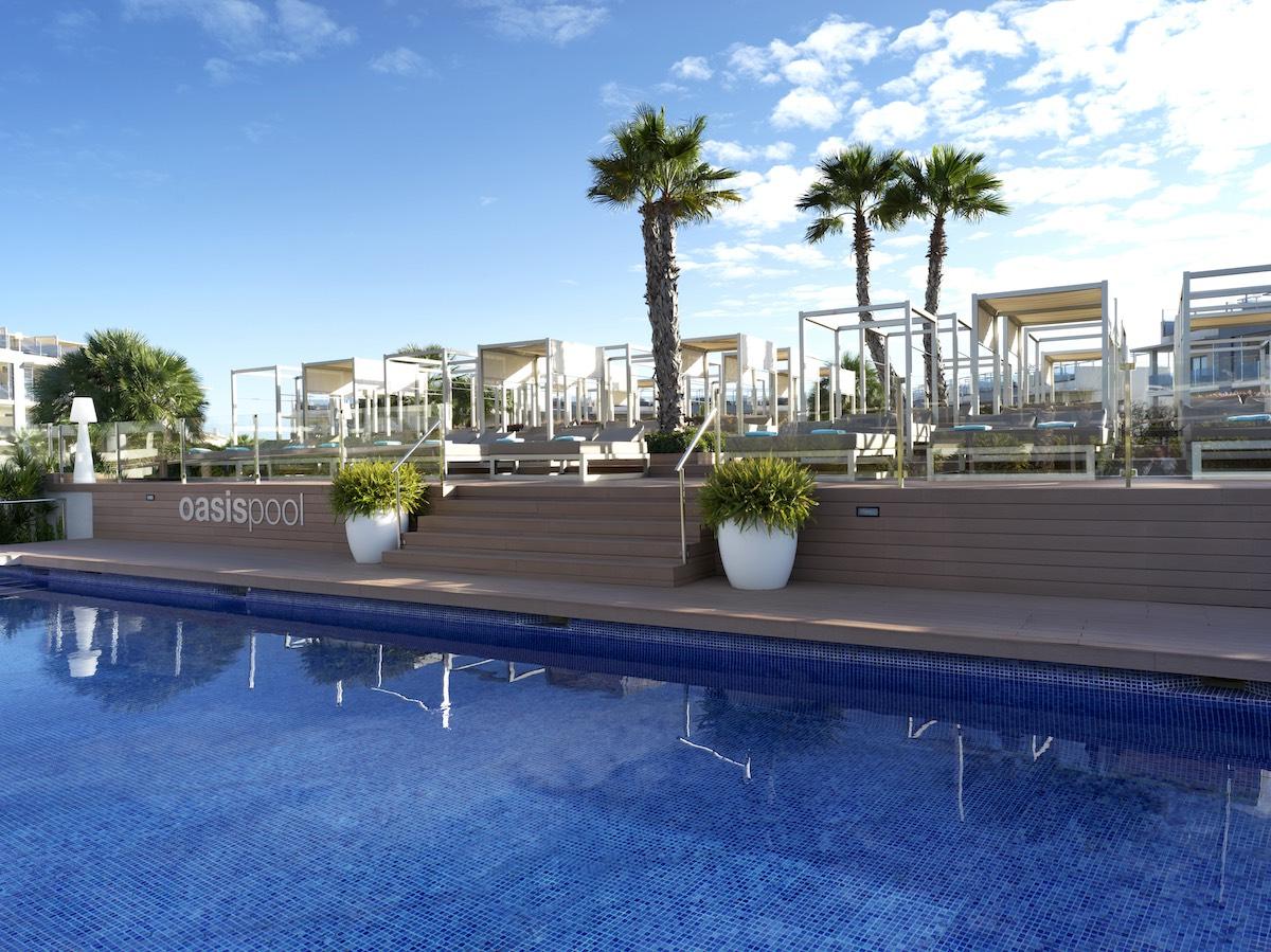 Zafiro Palace Alcudia Oasis Pool