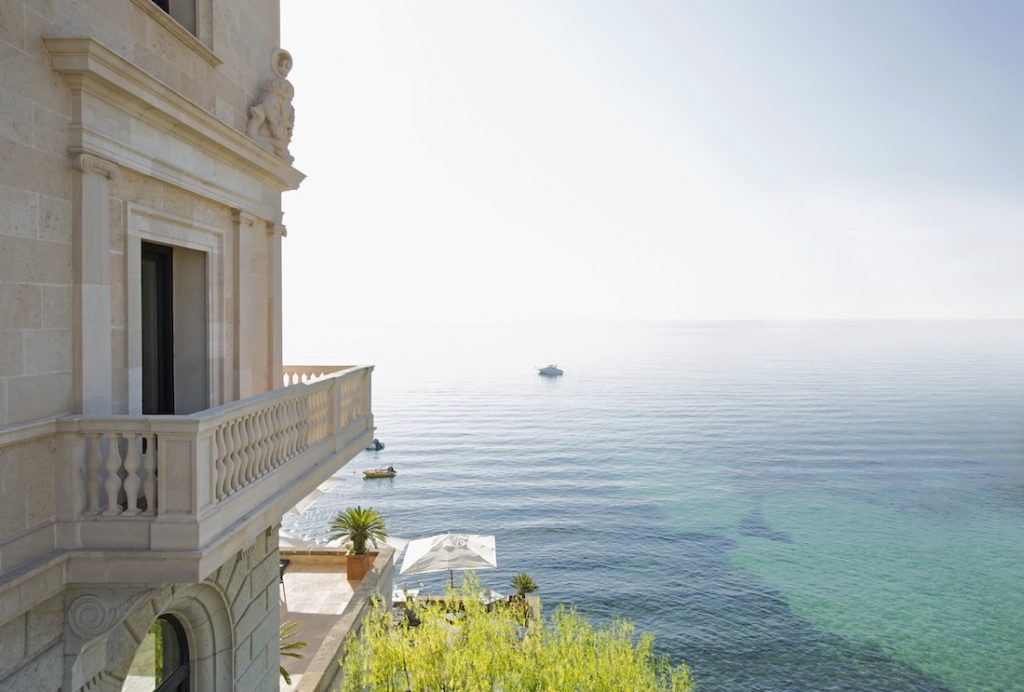 Hospes Majorca Maricel Hotel _ Spa Balcony