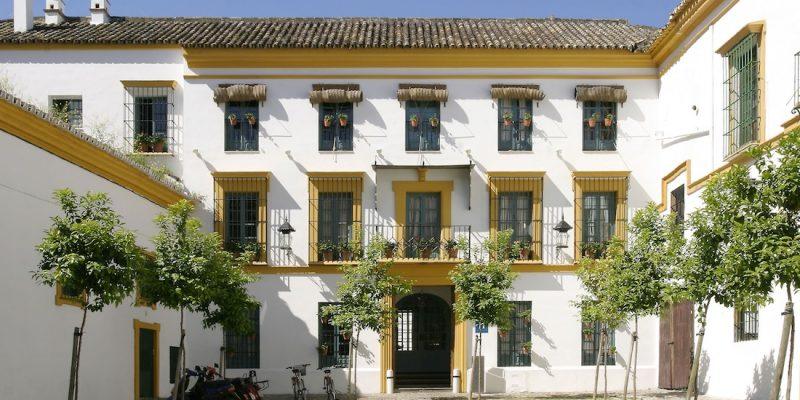 Hospes Seville Las Casas Del Rey de Baeza Entrance