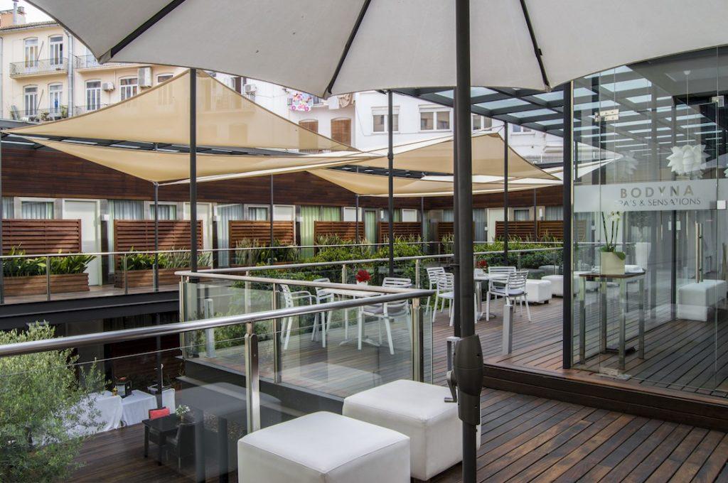 Hospes Valencia Palau de la Mar Terrace