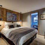 Chalet Bergeronnette Bedroom Three