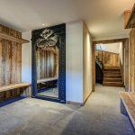 Chalet Bergeronnette Entrance