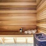 Chalet Bergeronnette Sauna