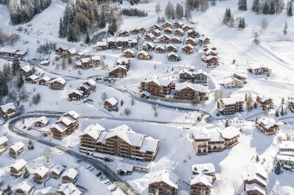 An in-depth guide to the Paradiski ski area
