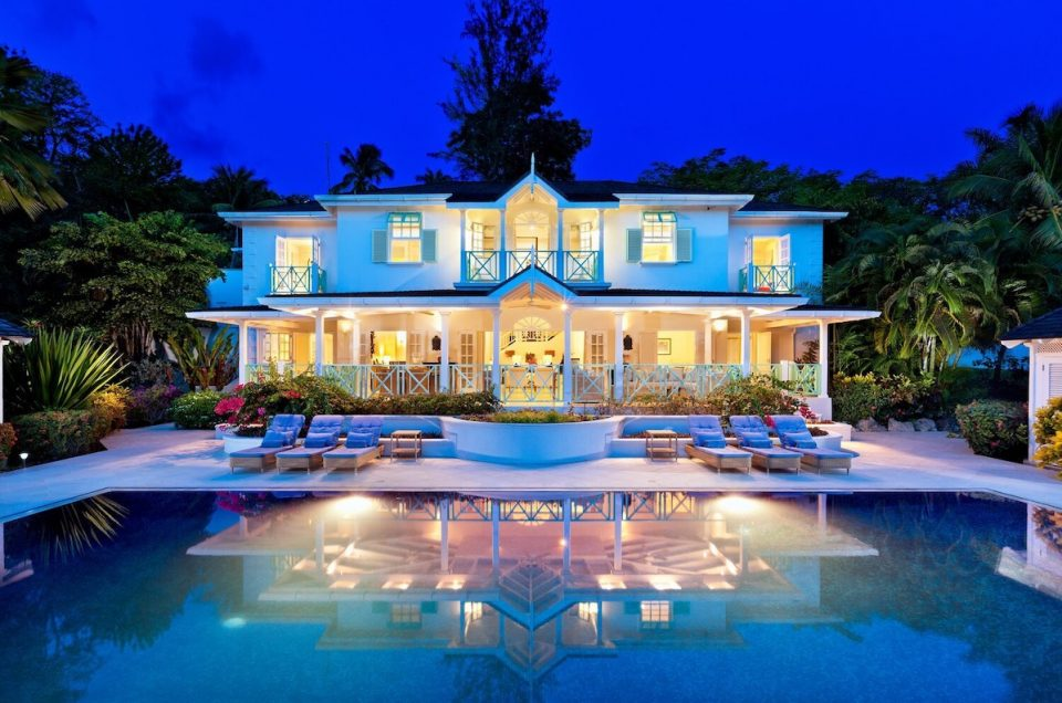 More about villas in the Caribbean